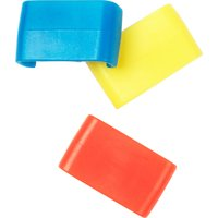 FC01 COLOR CLIPS, 3-PACK