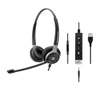 SC665 USB HEADSET UC & ML & 3,5MM DUO
